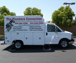 The Plumbers Connection Rancho Cucamonga California