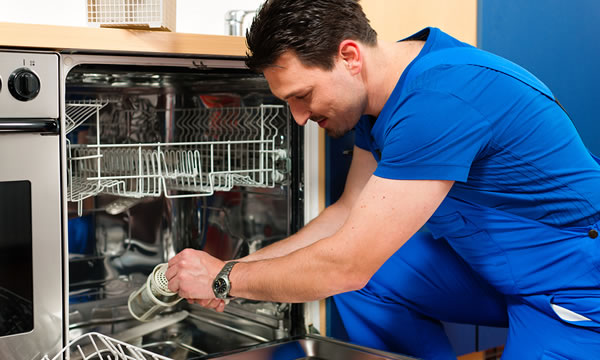 We can help you with dishwasher installations and hookups.