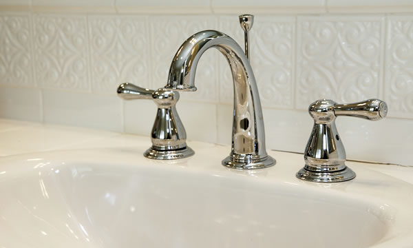 Faucet And Sink Installations And Repairs - Bathroom sink plumbing repair