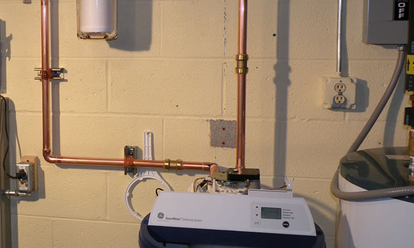 Water filtration systems installer in Corona California.