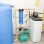 Whole Home Water Filtration System.