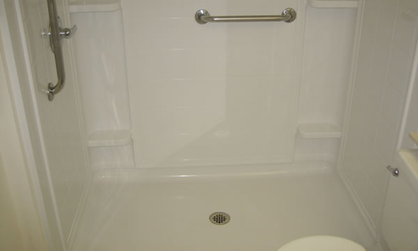 Barrier Free Shower Builder in Pomona Valley.