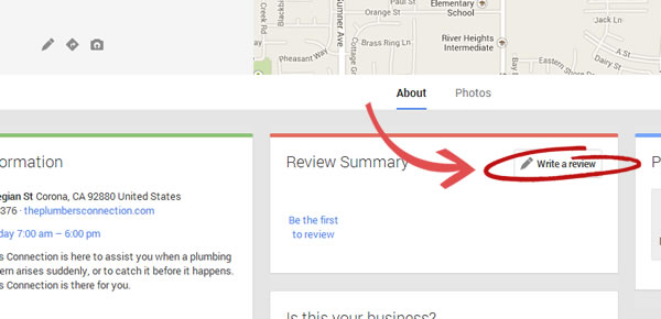 Leave us a review on Google Local.