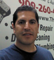 Gary Garcia - Owner of The Plumbers Connection